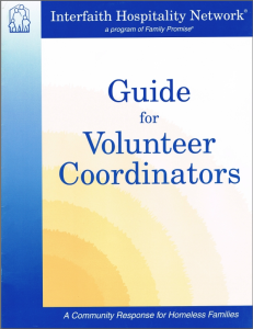 Guide to Volunteers & cords Thumbnail